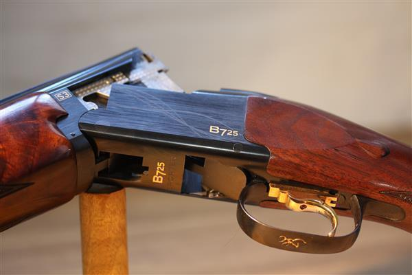 Browning B725 S3 Black Edition 12G | RK Stockcraft